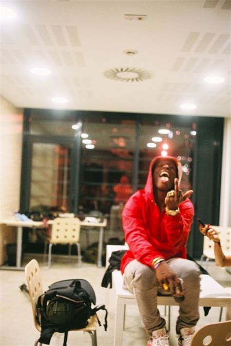 17 best images about trap lord a ap on pinterest asap rocky style gold teeth and hood by air