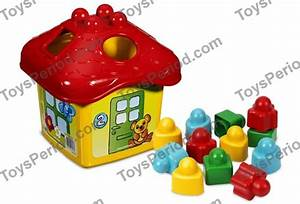 Lego 5461 Shape Sorter House Set Parts Inventory And