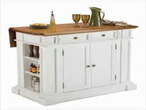Kitchen Islands With Wheels White Kitchen Island On Wheels For The Home