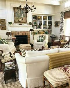 50, Charming, And, Cozy, Neutral, Living, Room, Design, Ideas