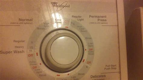 como arreglar lavadora whirlpool del agitador youtube