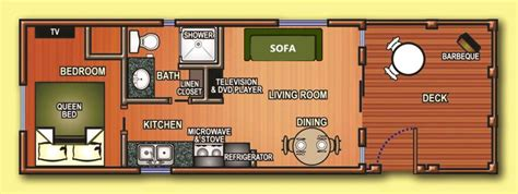 Floor Plans Cabins by Cabins Floor Plans Santee Lakes