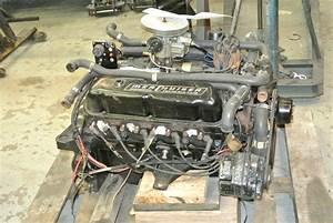 Mercruiser 5 0 Engine V8 Ford 302 Motor 1977 888 188hp