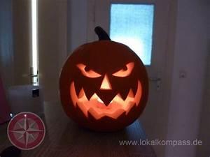 Halloween Kürbis Schablone : bild 8 aus beitrag halloween k rbis schnitzen so geht 39 s ~ Lizthompson.info Haus und Dekorationen