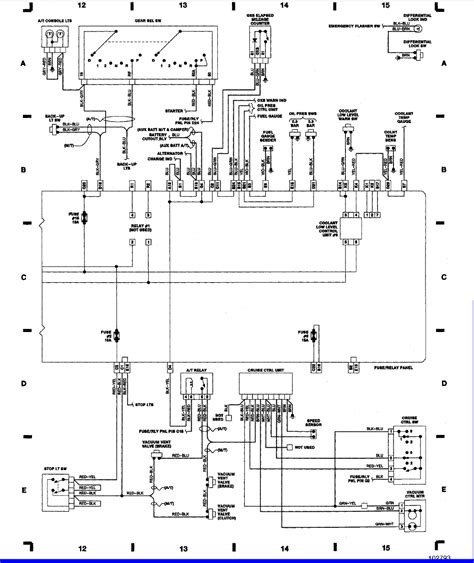 1987 dodge ram wiring diagram wiring diagram database