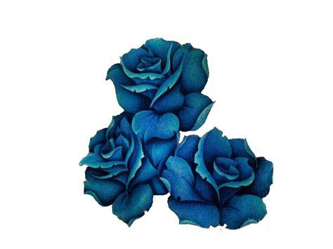 blue rose tattoos askideascom