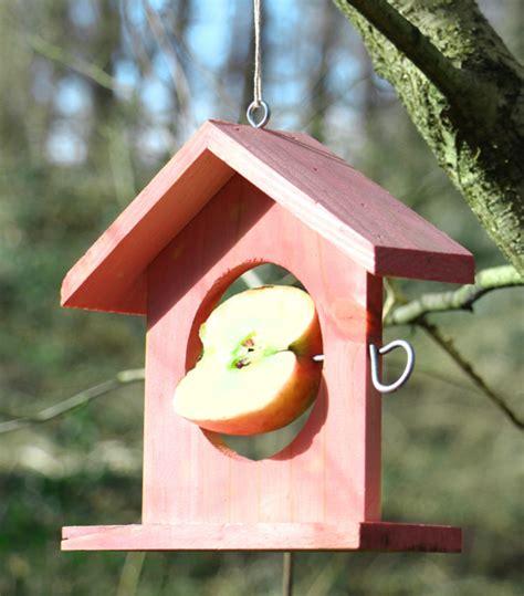 Futterstellen Für Vögel by Futterstelle F 252 R V 246 Gel Aus Holz Rot H 246 He 20cm 17 99