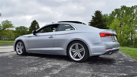 First Drive 2018 Audi A5 20t S Line Quattro Coupe