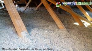 Isolation Thermique Combles : isolation combles perdus ouate de cellulose pr s de foix ~ Premium-room.com Idées de Décoration