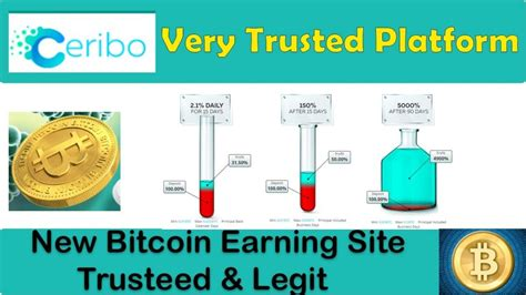 Top trusted bitcoin investment sites south africaminimum initial deposit: Ceribo Very Trusted Platform | New Bitcoin Earning Site | Trusted & Legit Investment Plans ...