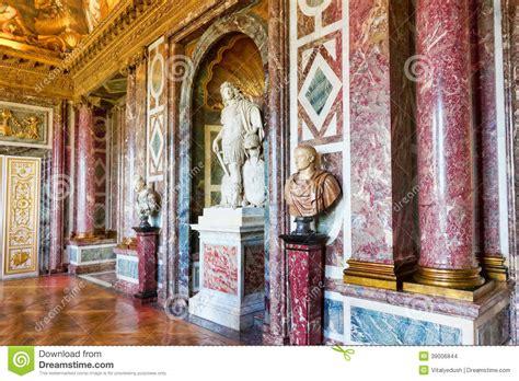 interieur du chateau de versaille ch 226 teau int 233 rieur de versailles photo stock image 39006844