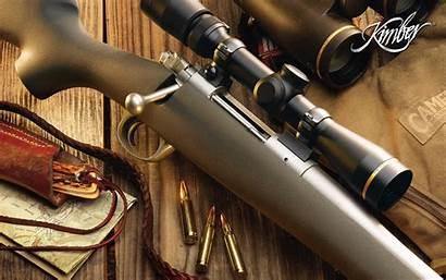 Hunting Rifle Wallpapersafari Forwallpapercom