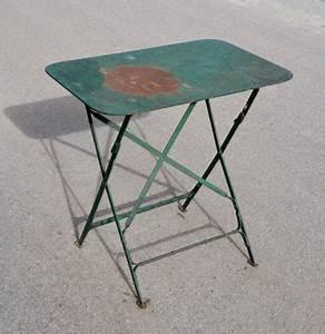 Petite Table De Jardin : best table de jardin pliante ancienne pictures amazing ~ Dailycaller-alerts.com Idées de Décoration
