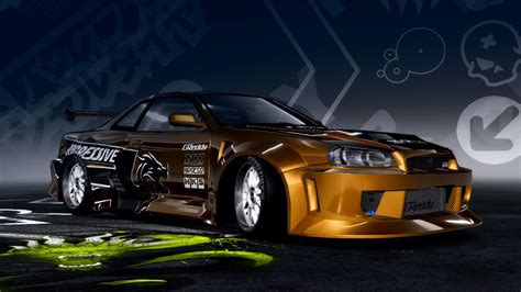 Need For Speed Pro Street Cars By Nissan