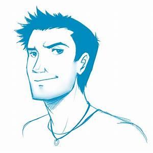 Image Gallery smirk drawing
