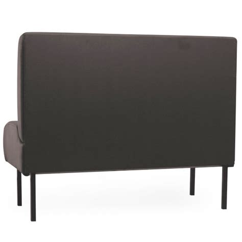 banquette simple longueur 120 cm banq 07 120 one mobilier