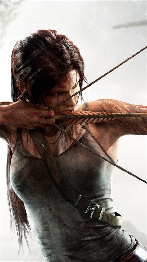tomb raider iphone wallpaper gallery