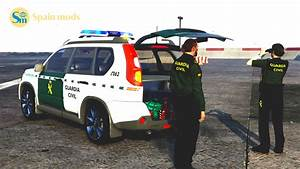 Nissan X Trail Versions : nissan x trail versi n guardia civil els gta5 ~ Dallasstarsshop.com Idées de Décoration