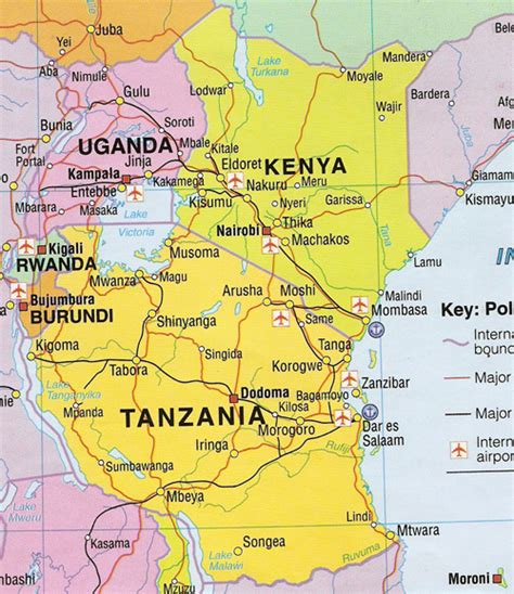 maps  africa pictures  information