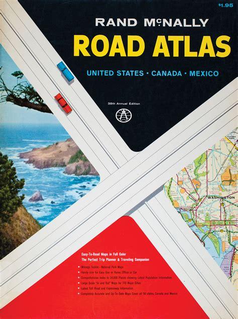 Rand McNally | Road Atlas 95th Anniversary