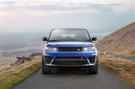 range rover sport 2015 2015 land rover range rover sport svr front end photo 37