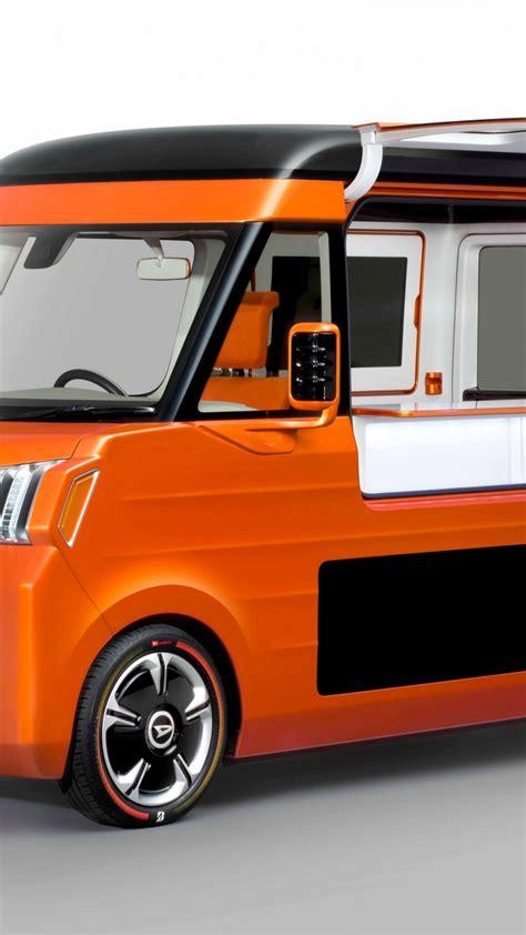 Daihatsu Sigra 4k Wallpapers by Wallpaper Daihatsu Tempo Concept Future Car Tokyo Motor