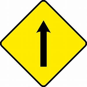File Ireland Road Sign W 101 Svg