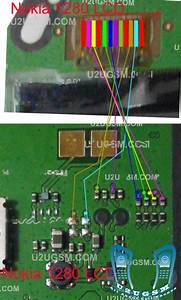 Cara Memperbaiki Nokia 1280 Lcd Dan Keypad Mati Lampu