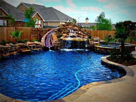 photos of pools freeform pool designs
