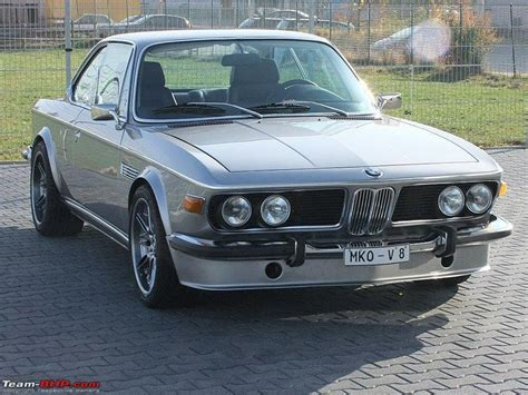 Classic Bmw E9 With M5 Running Gear