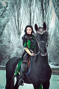 Marvel Female Loki Cosplay