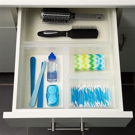 stacking organizer trays  container store