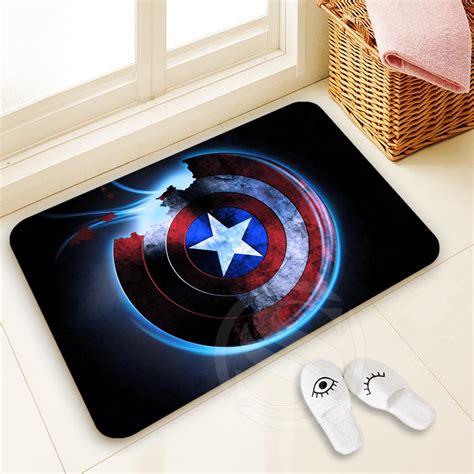 Doormat Sale by Sale Custom Captain America 4 Doormat Home Decor 100