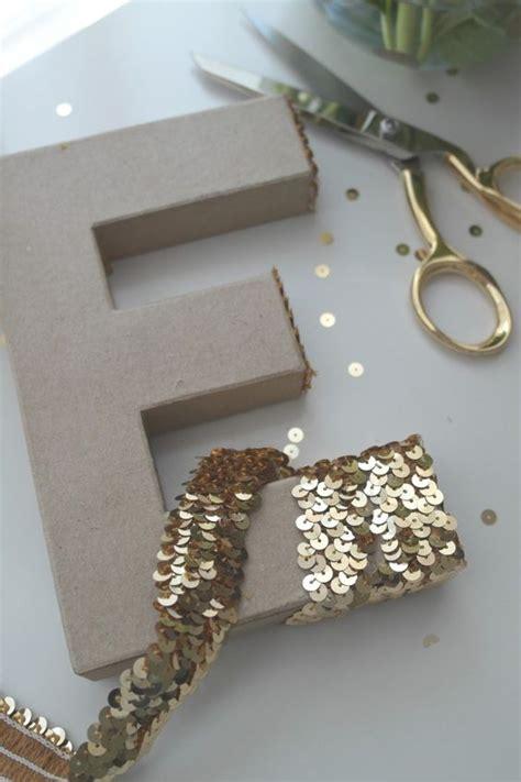 creative diy ideas  tutorials   decorative letters