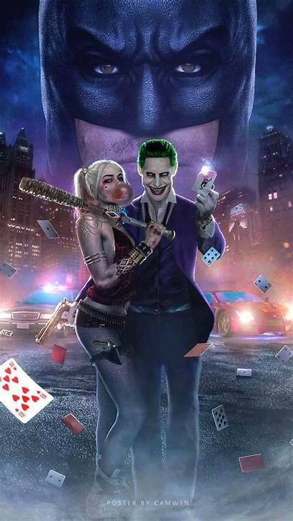 Joker Quinn Harley Iphone Wallpapers Backgrounds Iphones