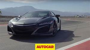 Honda NSX First Drive The Perfect Everyday Supercar