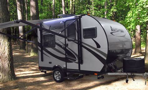 livin lite camplite fk small travel trailers