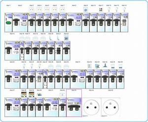 Tableau Electrique Schema : tableau lectrique maison individuelle monde de l ~ Melissatoandfro.com Idées de Décoration