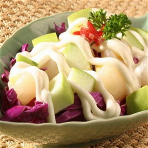 salad buah konsultan kolesterol