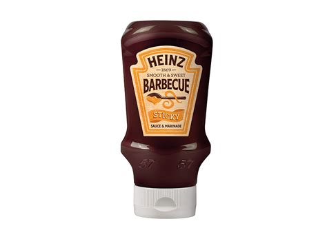barbecue sauce heinz heinz sticky barbecue sauce