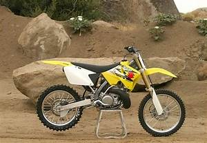 2004 Suzuki Rm250 Service Repair Manual Download