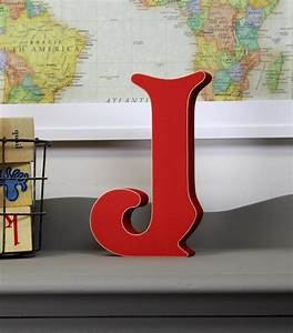 free standing wooden alphabet letters victorian font With freestanding wooden letters