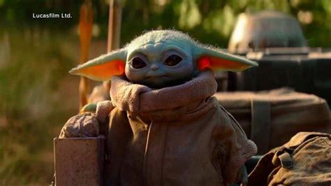 Baby Yoda returns for season 2 of 'The Mandalorian' | GMA