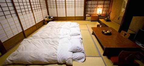 japanese futon get a great nights sleep on a futon bed in japan and learn