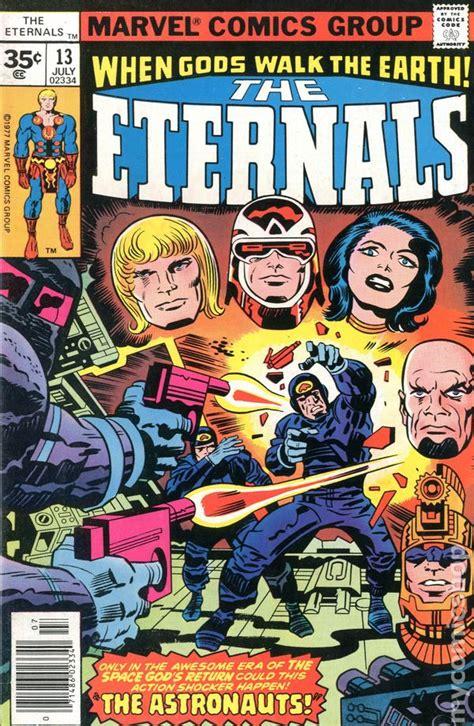 Eternals (1976) 35 Cent Variant comic books