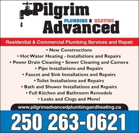Pilgrim Advanced Plumbing & Heating   Opening Hours