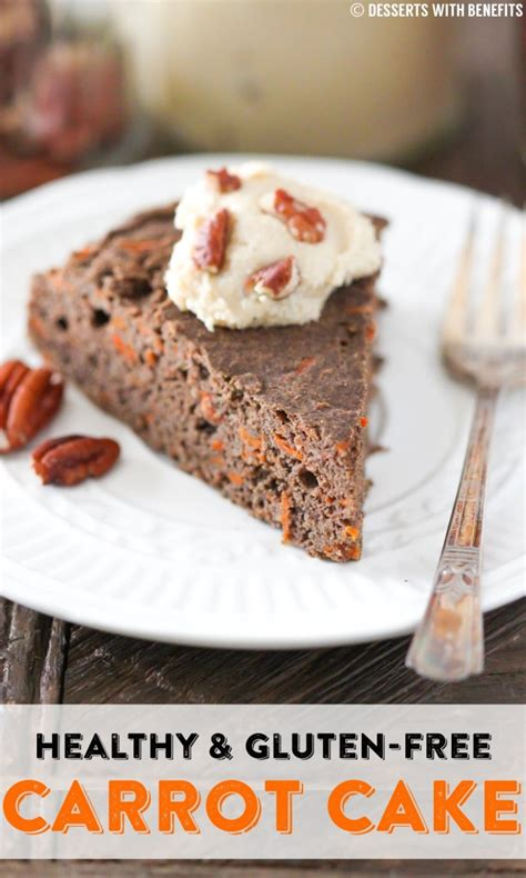healthy buckwheat carrot cake desserts with benefits