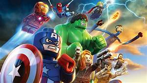 LEGO Marvel's Avengers Wallpapers HD | Full HD Pictures