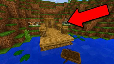 insane survival house  minecraft pocket edition epic cliffs base youtube
