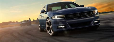 dodge charger engine options  top speed